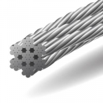 1/4 7X7 GALVANIZED CABLE